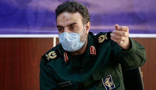 ۸۰۰ هزار نیروی جهادی در حال مقابله با کرونا