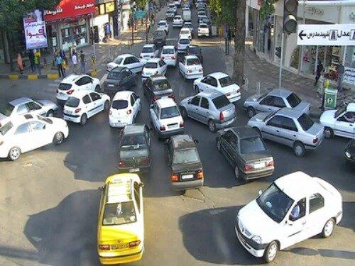 علاقه قزوینیها به استفاده از خودروی شخصی
