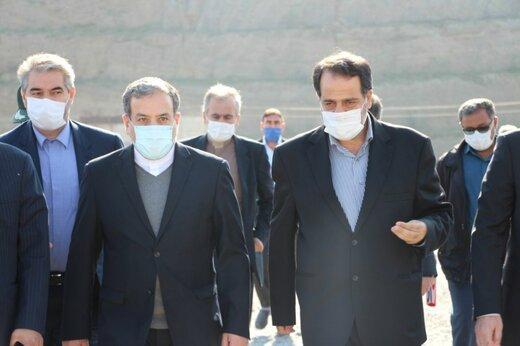عراقچی: امنیت مرزهایمان غیرقابل اغماض است