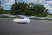ببینید | طراحی دوچرخهای با سرعت باورنکردنی ۱۴۰ کیلومتر بر ساعت