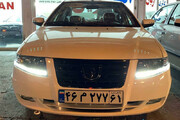 ببینید | اولین تصویر از خودروی «سورن پلاس» با آپشنهای جدید