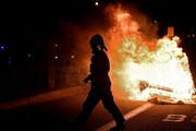ببینید | شورش به خیابانهای نیویورک رسید
