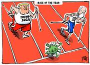 برنده اصلی انتخابات آمریکا را ببینید!