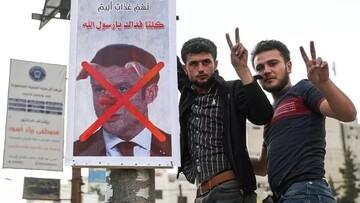 لوفیگارو: خشم ضد فرانسوی جهان عرب اسلامی، اوضاع را خطرناک کرده است