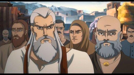 «آخرین داستان»، برگی از شاهنامه به زبان انیمیشن