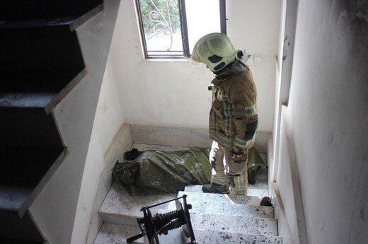 آتشسوزی شبانه در مجیدیه؛ ۳ نفر حادثه دیده به اورژانس تحویل شدند