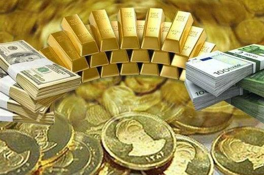 قیمت سکه، طلا و ارز ۱۴۰۰.۰۲.۱۲ /دلار در کانال ٢٢ هزار تومان عقب رفت
