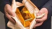 قیمت جهانی طلا پایین رفت؛ دلار دور گرفت