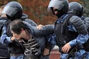 ببینید | درگیری وحشتناک پلیس و خلافکاران خطرناک مسکو
