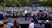 الجزیره: بایدن طبق نظرسنجیها انتخابات را میبرد