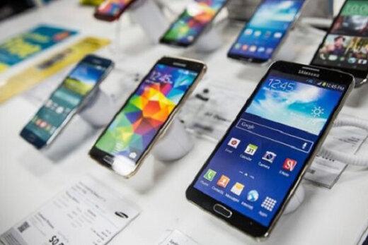 قیمت روز انواع گوشی موبایل