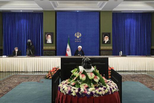 روحانی: تحریمها نتوانست ما را بشکند /ناامید کردن مردم خیانت است