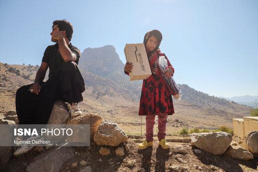 پابهپای تحصیل در جوار صخرهها