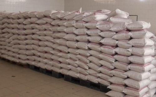 بیش از ۴۰تن آرد احتکار شده در آبیک کشف شد