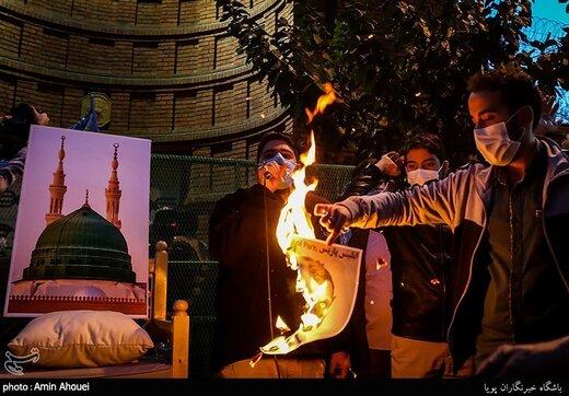 پاسخ جالب خواننده مراکشی به هتاکان