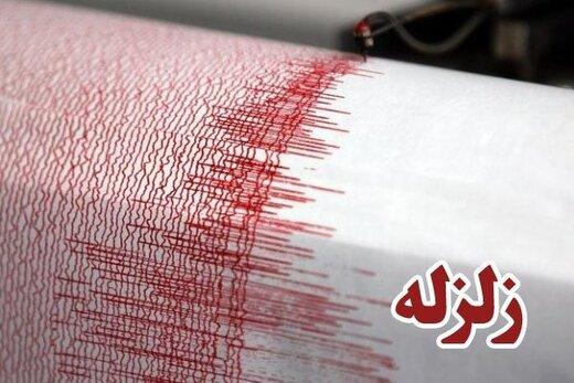 سه زمین لرزه در خوزستان