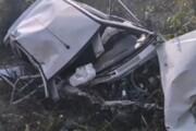 ببینید | تصادف شدید در محور آستانه اشرفیه-کیاشهر گیلان