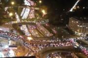 ببینید |  فرار دهها هزار نفر از پاریس