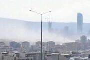 ببینید | لحظات وقوع زلزله ۶.۶ ریشتری در شهر ازمیر ترکیه از دید دوربینها