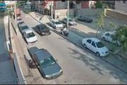 ببینید | سرقت باورنکردنی از ال ۹۰ مقابل ساختمان شورای شهر