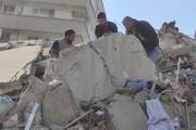 ببینید | رعب و وحشت در ترکیه؛ قابهایی از خسارات زلزله 6.6 ریشتری