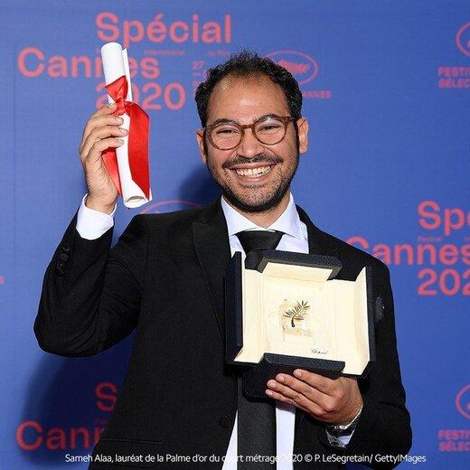 کارگردان مصری نخل طلا برد