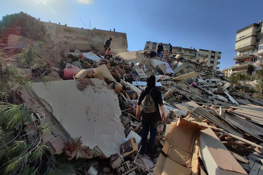 ببینید   لحظه وحشتناک وقوع زلزله ۶.۶ ریشتری ترکیه از دوربین یک گیمر