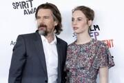 پدر و دختر بازیگر در یک فیلم همبازی شدند
