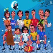 وحشتناکترین تیم فوتبال تاریخ رو ببینید!