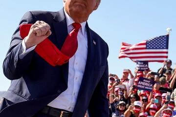 تازهترین اخبار انتخاباتی آمریکا؛ ترامپ در پی تدارک جشن پیروزی