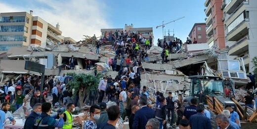 افزایش تلفات زلزله ترکیه