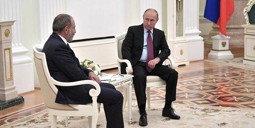 مسکو تهدید کرد؛با تمام قوا از ارمنستان حمایت میکنیم