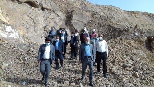 تخصیص ارقام حقوق دولتی معادن برای بهسازی راههای استان