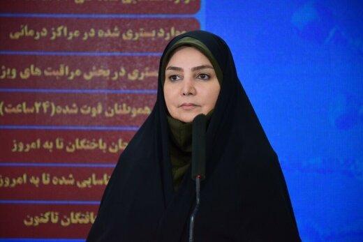 اعلام جزئیات آخرین آمار مبتلایان و قربانیان کرونا در ایران