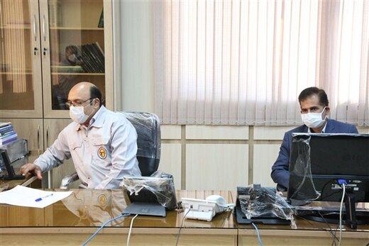 رزمایش کنترل آماده بکاری مولّدهای برق اضطراری دستگاه های اجرایی استان سمنان
