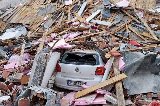 تصاویر | حال و هوای شهر ازمیر پس از زلزله ۶.۶ ریشتری