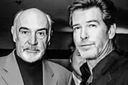 ادای احترام پیرس برازنان و دنیل کریگ به برترین جیمز باند