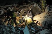 ببینید | نجات معجزه آسا دختر ۱۶ ساله از زیر آوار زلزله ازمیر ترکیه