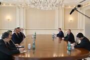 علیاف درباره قرهباغ به وزیر خارجه ترکیه چه گفت؟