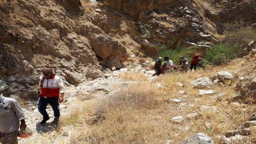 کشف جسد مرد گم شده در ارتفاعات تهران پس از ۱۰ روز