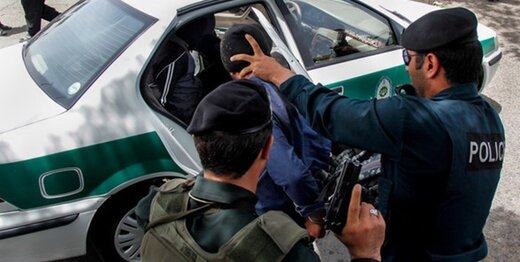 سرقت مسلحانه از مهد کودکی در پاسداران تهران