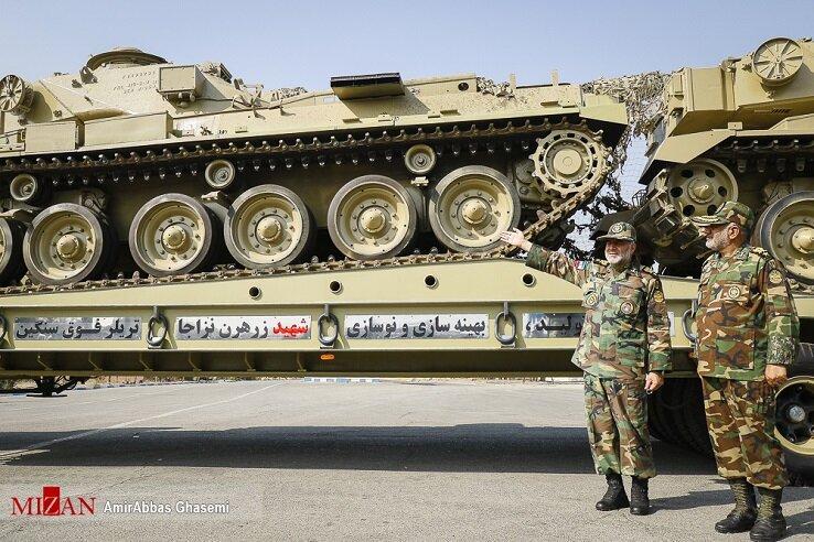 5484475 - نیروی زمینی ارتش، با این فناوری های نظامی هجومی تر شد