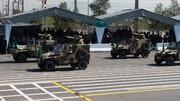 ببینید | ارسال شبانه تجهیزات پیشرفته و سنگین نظامی به مرز؛ آمادگی ایران برای همه سناریوها