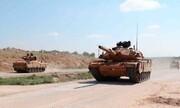 نیروهای ترکیهای بزرگترین پایگاه نظامی خود در سوریه را تخلیه کردند