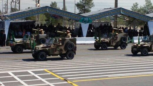 ببینید   ارسال شبانه تجهیزات پیشرفته و سنگین نظامی به مرز؛ آمادگی ایران برای همه سناریوها