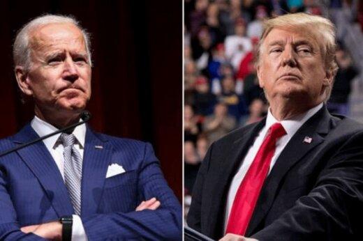 ببینید   ترامپ یا بایدن؟ چه کسی رئیس جمهور آمریکا میشود؟