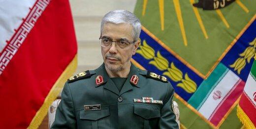 پیام سرلشکر باقری به روسای نیروهای مسلح کشورهای اسلامی