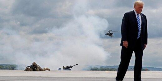 اینترسپت: ترامپ رئیسجمهور جنگ است