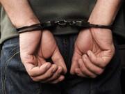 دستگیری سارق طلا و وسایل منزل طی کمتر از ۲۴ ساعت