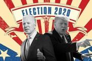 مسیرهای ترامپ و بایدن به کاخ سفید / عکس